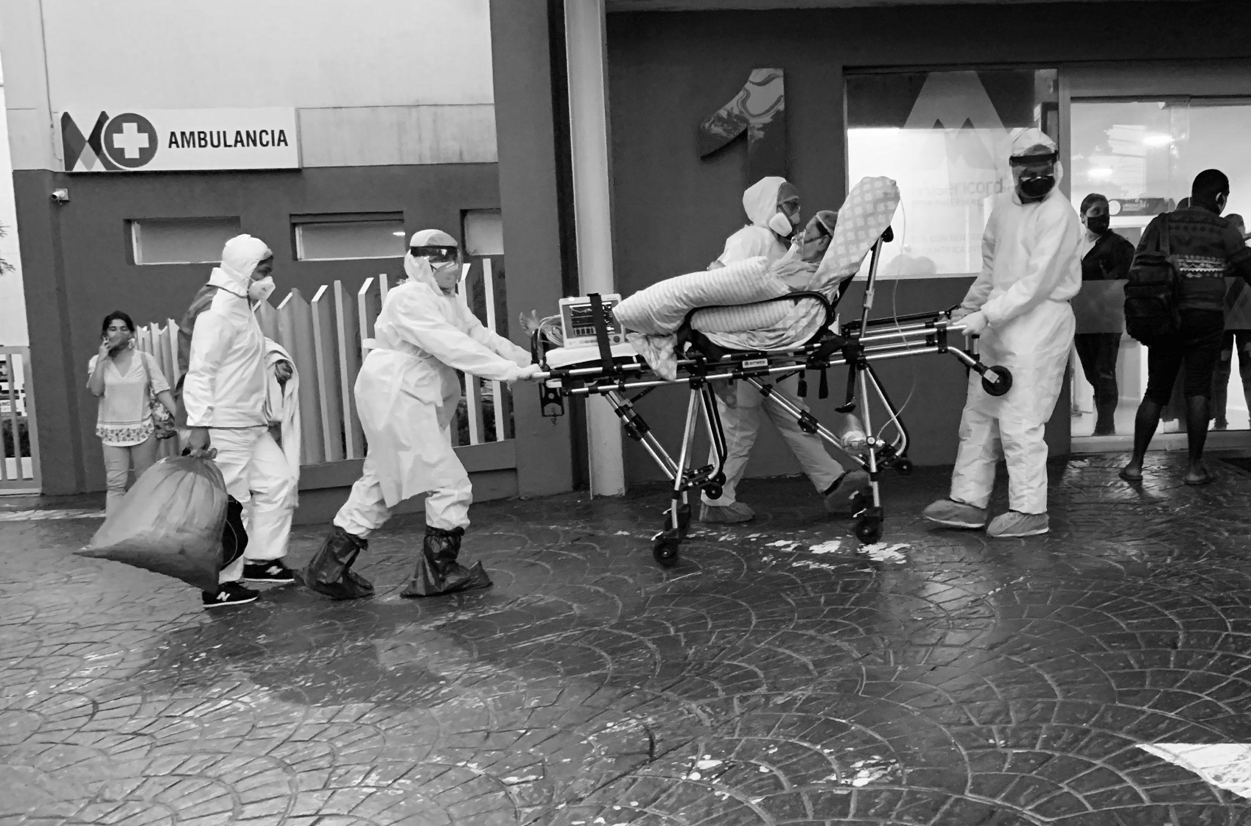 La OMS constata un récord de nuevos contagios de coronavirus en el mundo