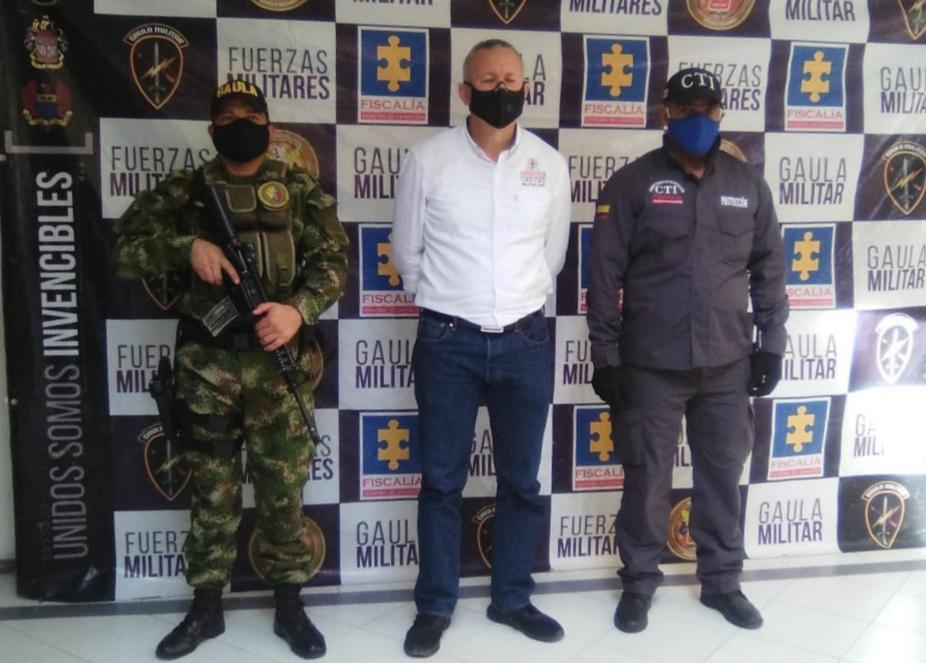 Envían a la cárcel al alcalde de Curumaní, Cesar