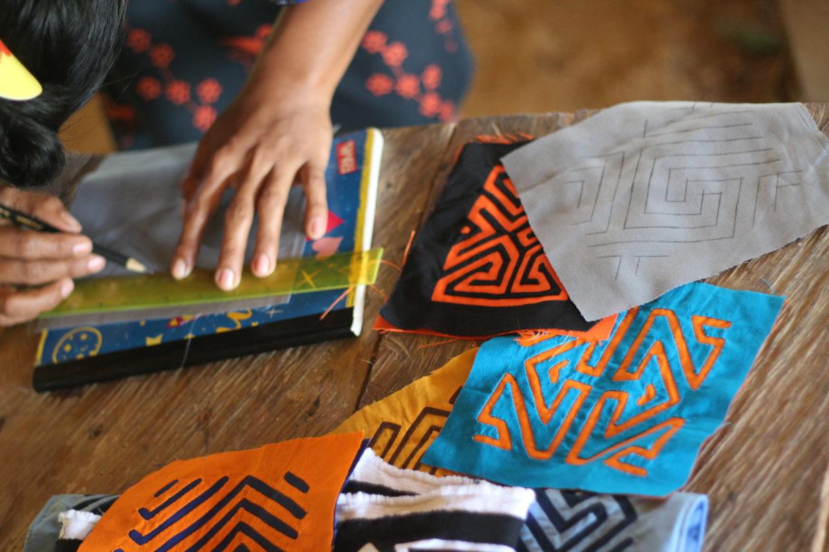 Dos artesanas colombianas estarán presentes en La Feria Mundial Selvedge, en Londres