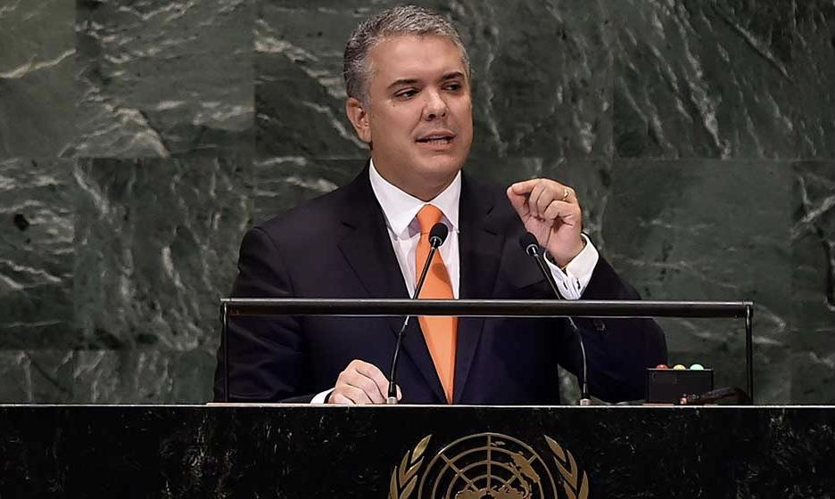 Presidente Duque quiere agilizar desembolsos para la atención a migrantes