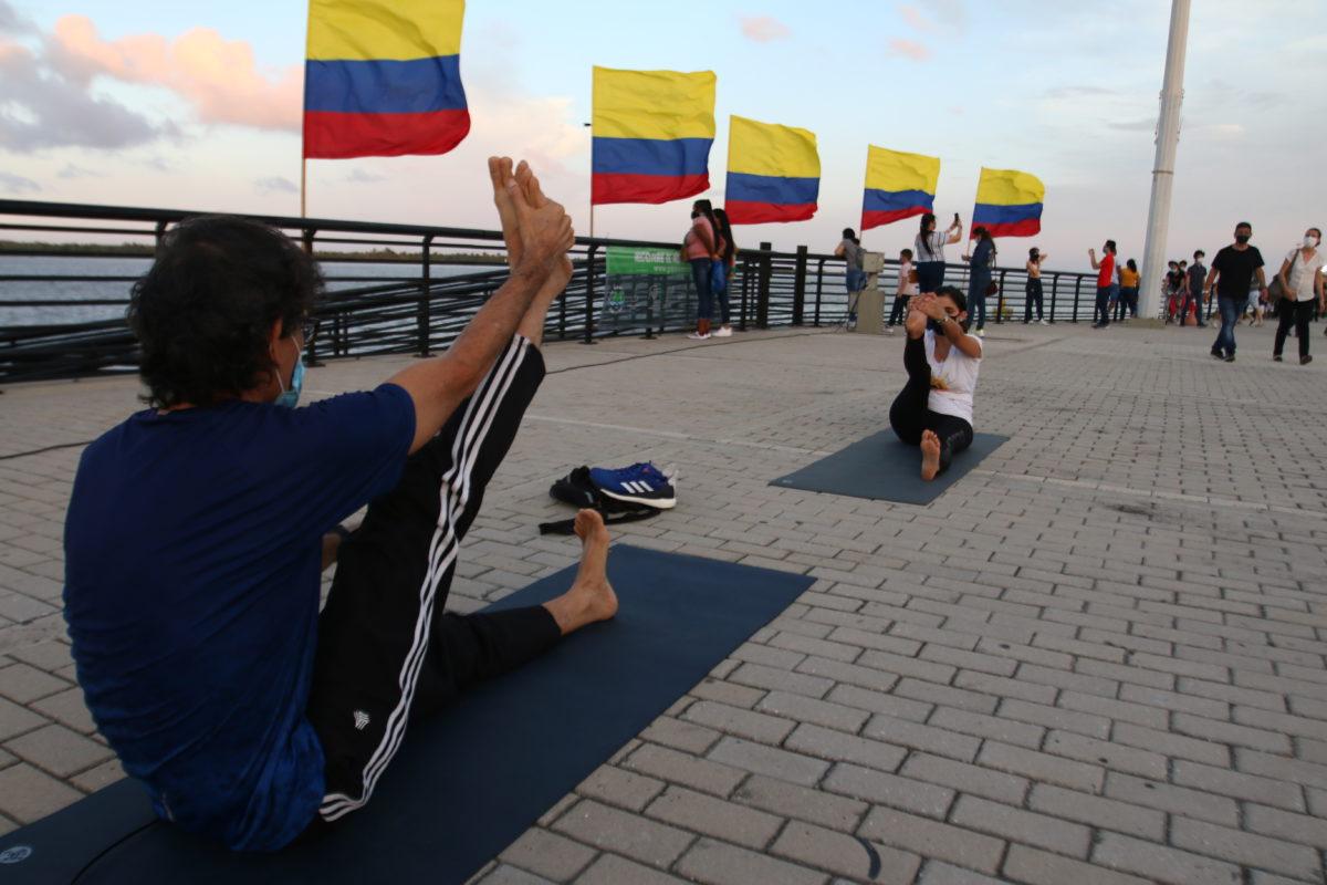 El Gran Malecón: modelo nacional de reactivación de cara al río @alcaldiabquilla