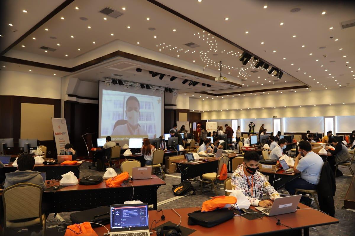 Arranca la competencia tecnológica más grande del SENA – @SENAComunica
