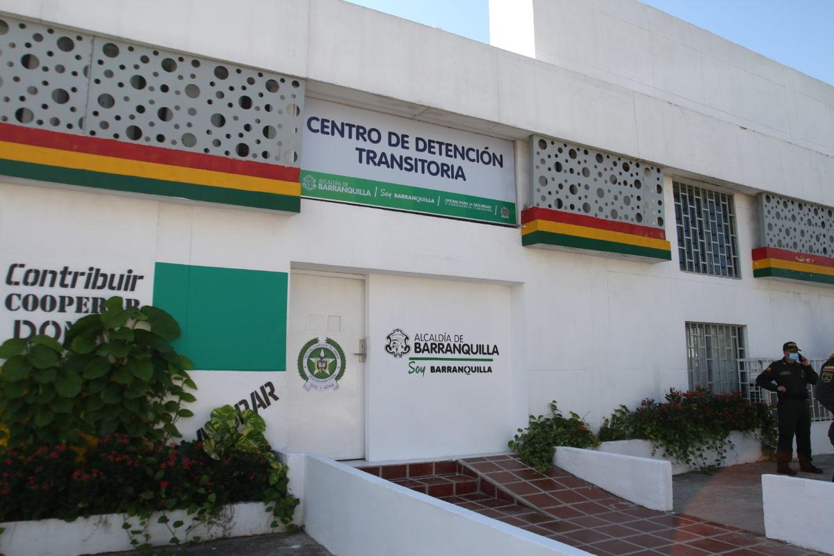 Nuevo Centro de Detención Transitoria ayudará a garantizar tranquilidad a Barranquilla: alcalde Pumarejo