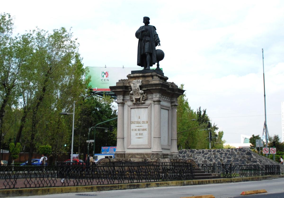 Destino de la estatua de Cristóbal Colón en México se encuentra en debate