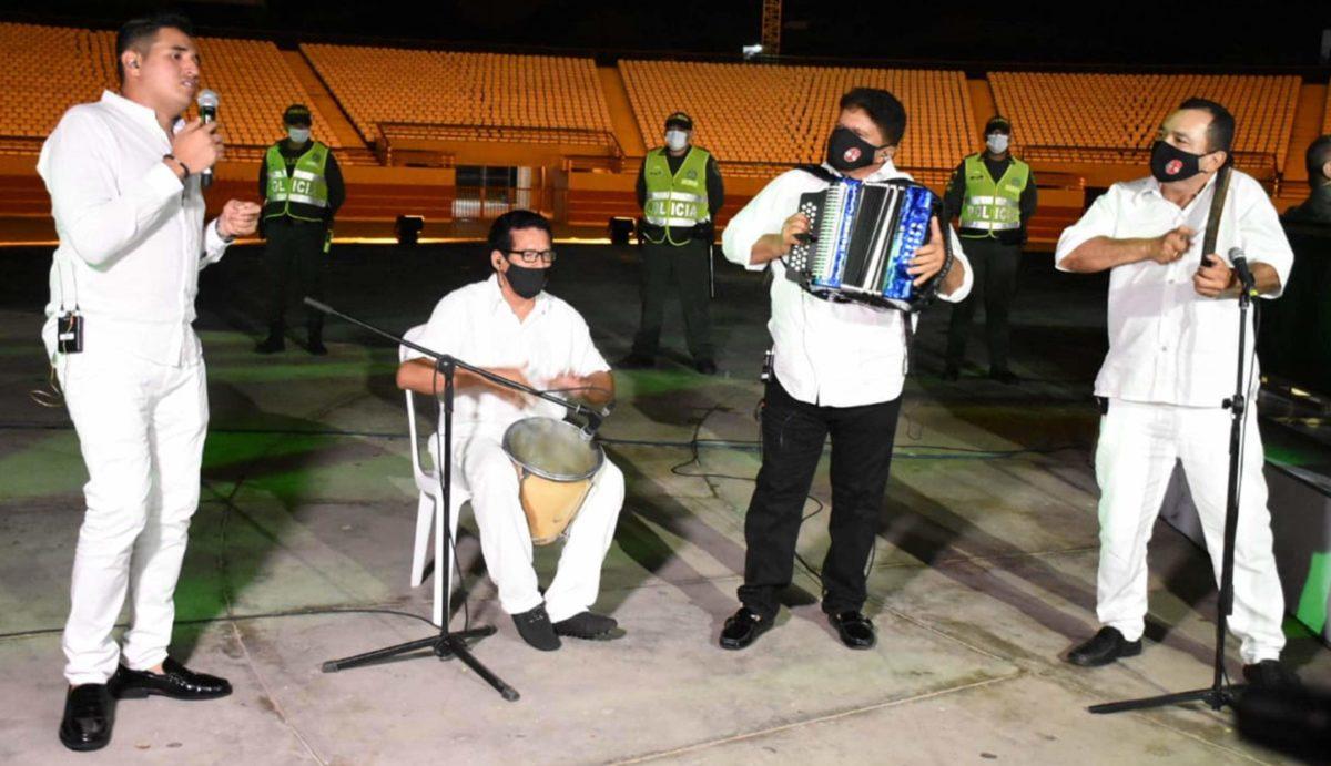 El presidente Iván Duque destacó que lo vallenatos acompañan a un país que no se rinde ante la adversidad – @FESVALLENATO