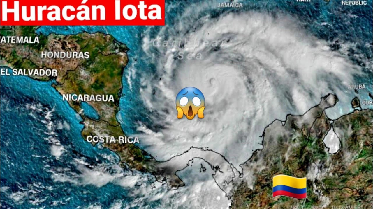 Huracán Lota ya es categoría 5