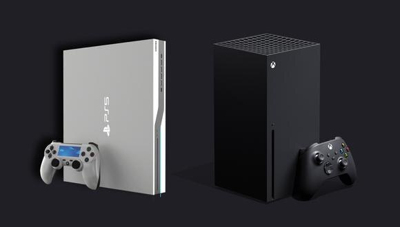 Todo lo que debes saber sobre Play Station 5 y Xbox