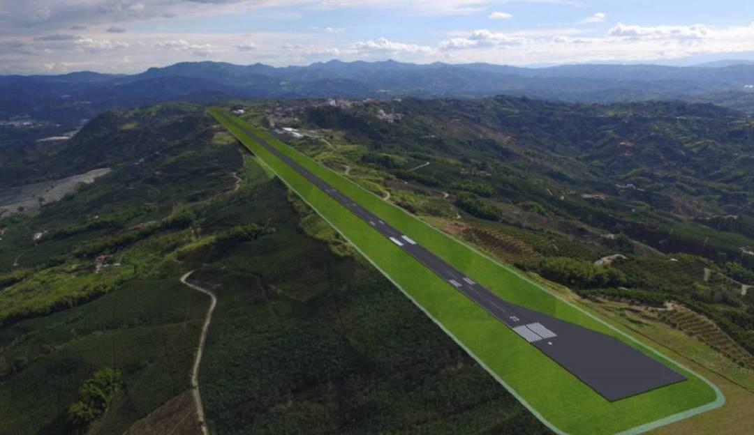 """@IvanDuque: """"El Aeropuerto del Café será una realidad"""""""