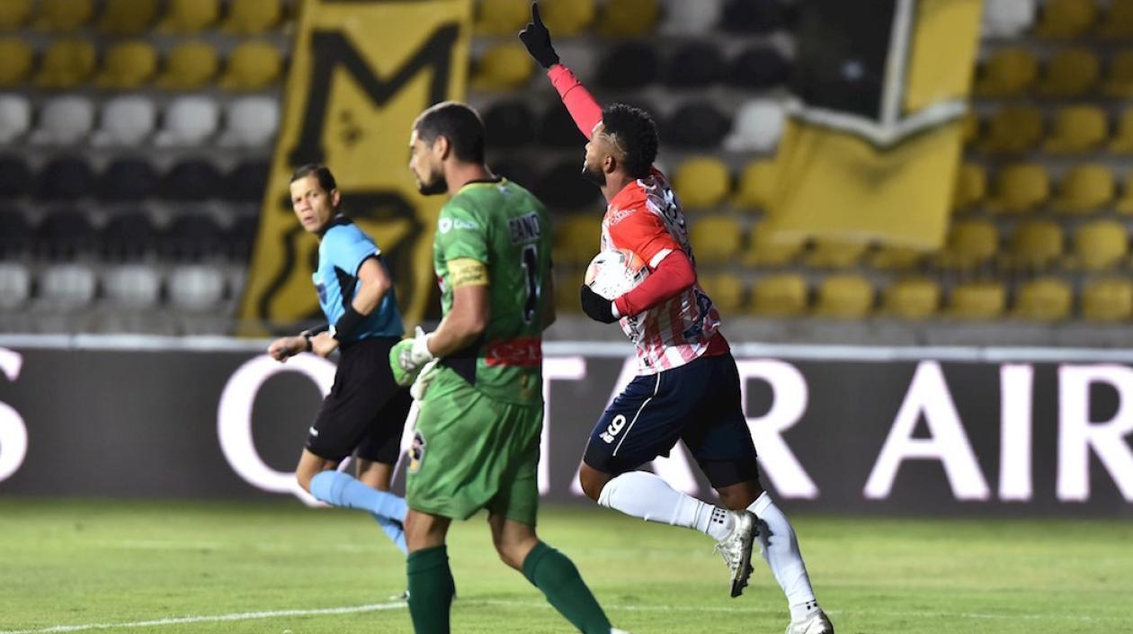 Junior quedó eliminado de la Conmebol Sudamericana 2020