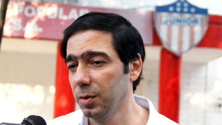 Antonio Char no va más como presidente de Junior F.C