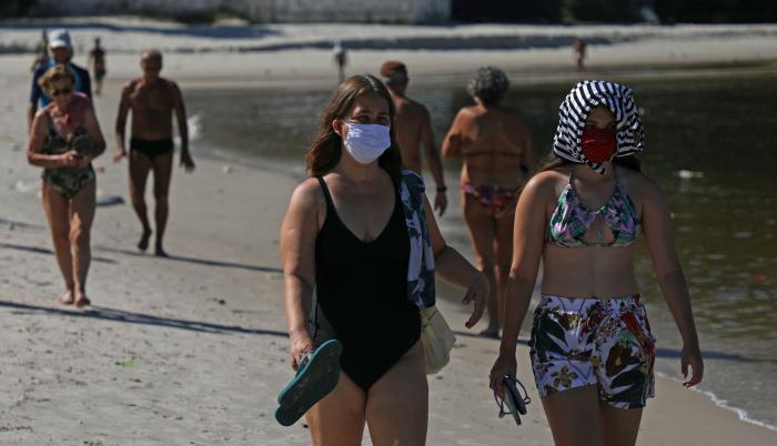 Brasil detecta sus dos primeros casos de la nueva cepa del coronavirus