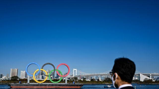Tokio registra su máximo de contagios en 6 meses a una semana de los Juegos Olímpicos