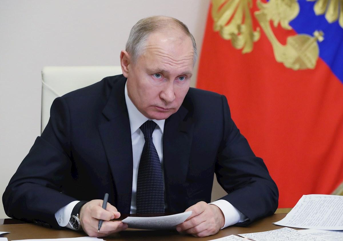 Rusia anuncia que actuará con reciprocidad ante las sanciones de Estados Unidos