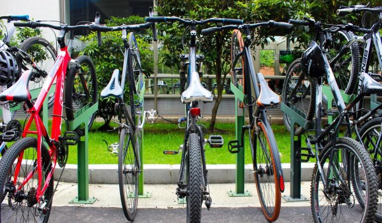 Bogotá tendrá más biciparqueaderos gratuitos