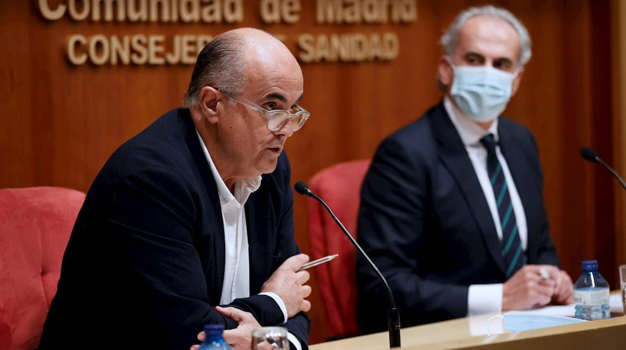 España confirma cuatro casos de la nueva cepa británica del Covid-19