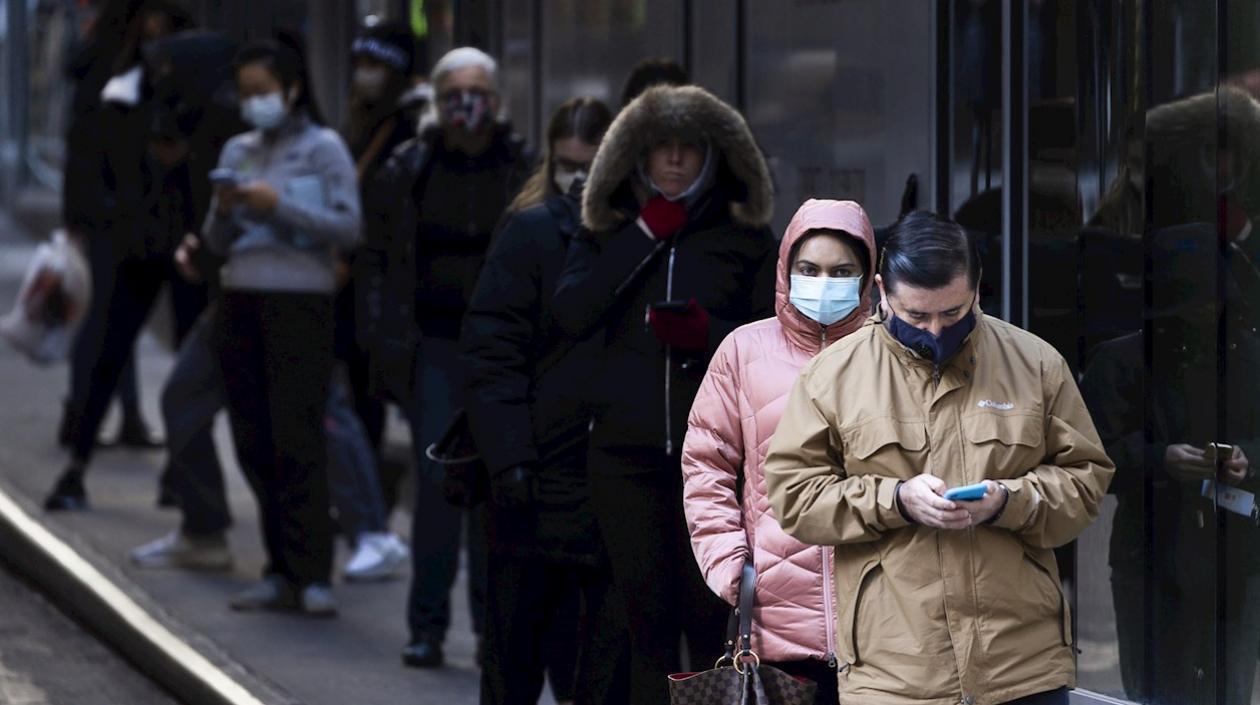 El mundo culminó el 2020 con más de 82 millones de personas contagiadas de Coronavirus