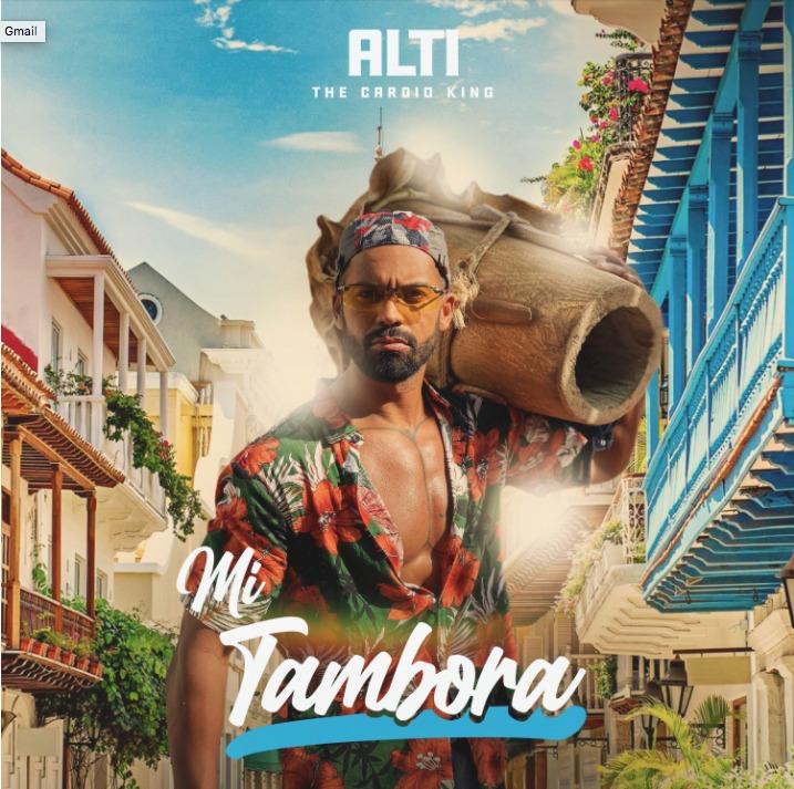 A ritmo de 'Mi tambora' Alti the cardio king inaugura el 2021