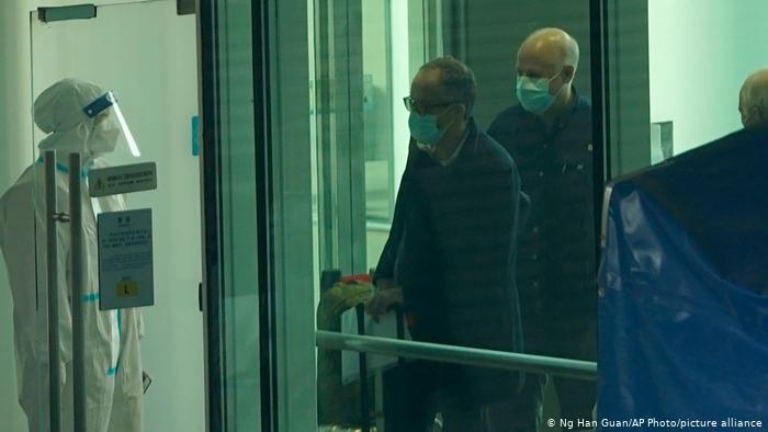 Expertos de la OMS llegan a China en busca del origen del Coronavirus