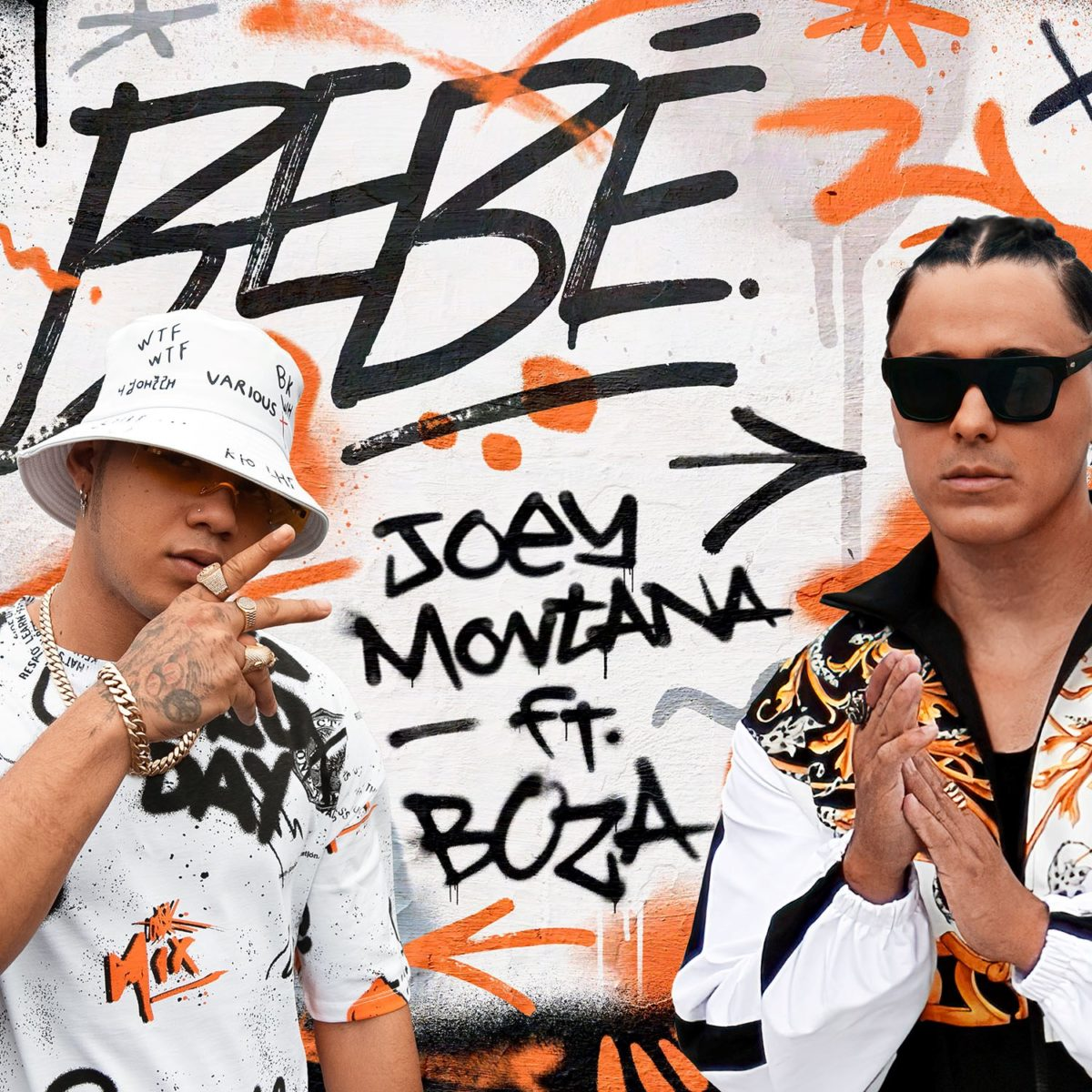 """Joey Montana comienza el año lanzando el nuevo tema """"BEBÉ"""" con la colaboración del artista viral Boza – @JoeyMontanaT"""