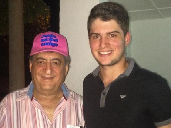 """Hijo de Jorge Oñate habla sobre el estado de salud de su papá: """"Se está recuperando lento pero positivamente"""""""