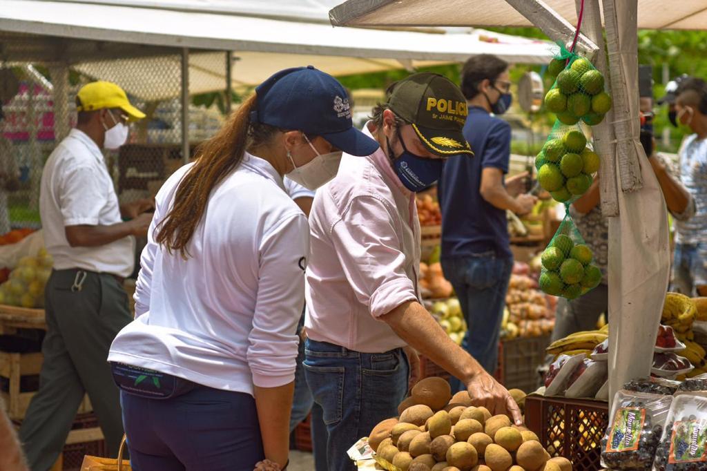 Desde hoy regresa 'Mercado a tu Barrio' recargado con los mejores productos del Centro – @alcaldiabquilla