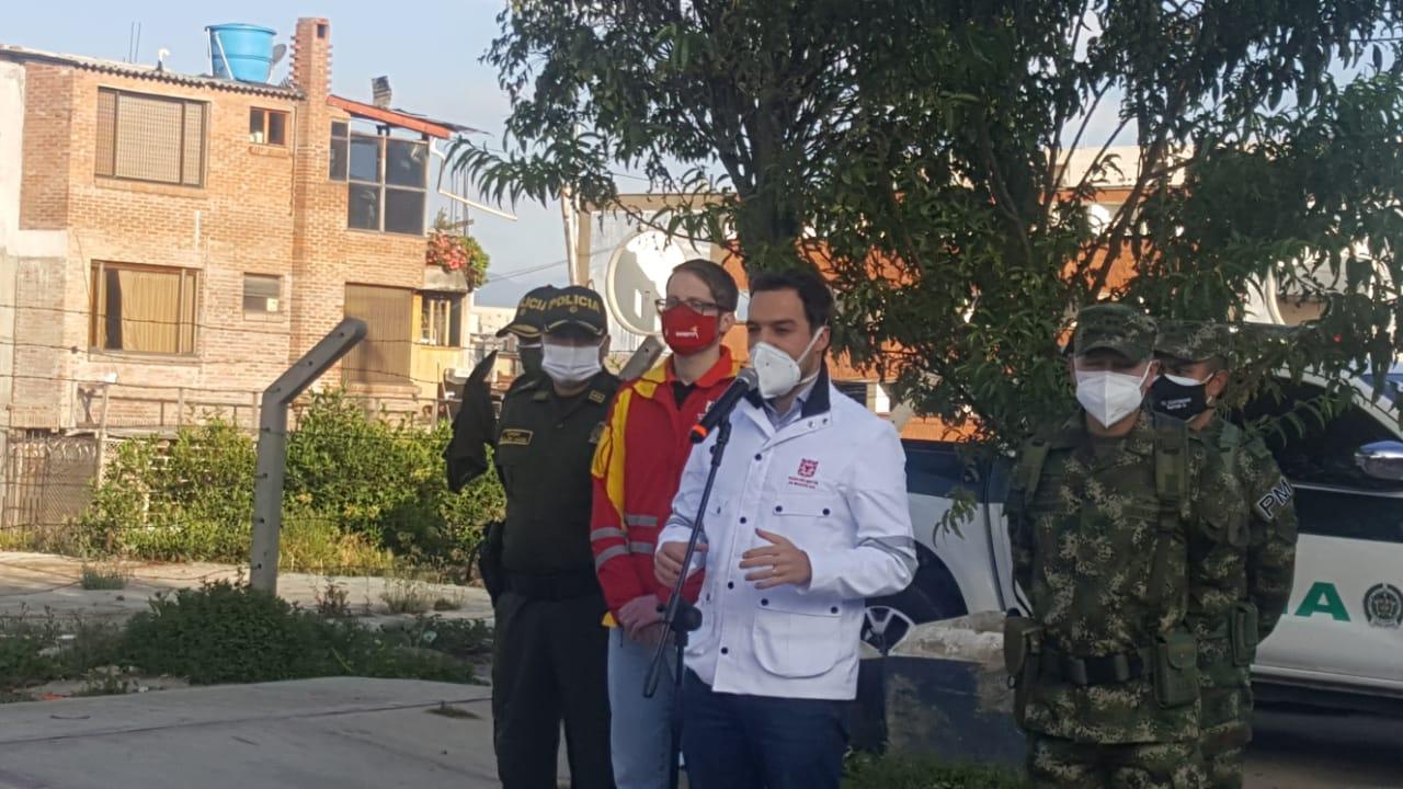 Inicia la cuarentena estricta en las localidades de Usaquén, Suba y Engativá – @Bogota