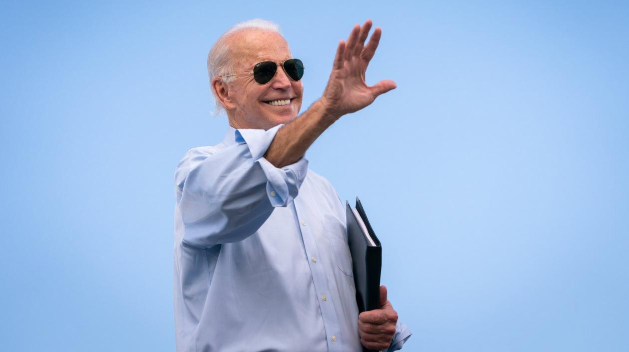Estos son los simbolismos que reposan en la nueva oficina de Biden
