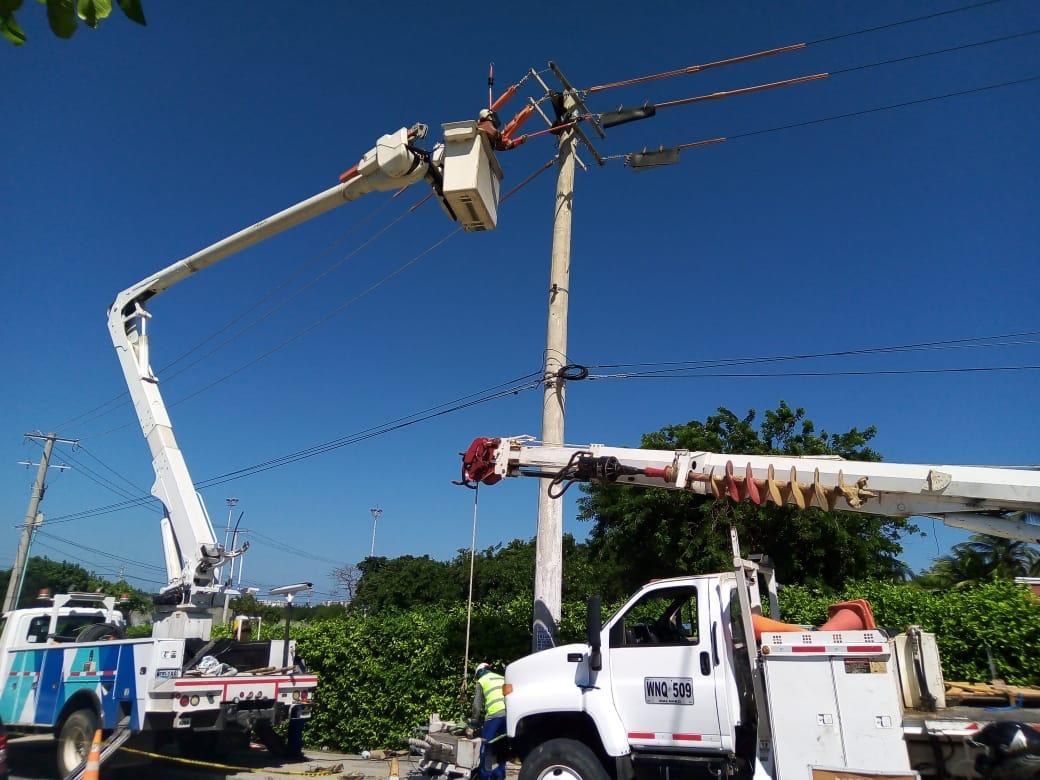 Este viernes 26 de febrero Adecuaciones eléctricas en el barrio La Victoria – @Aire_Energia