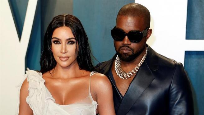 Oficialmente Kim Kardashian solicitó el divorcio de Kanye West