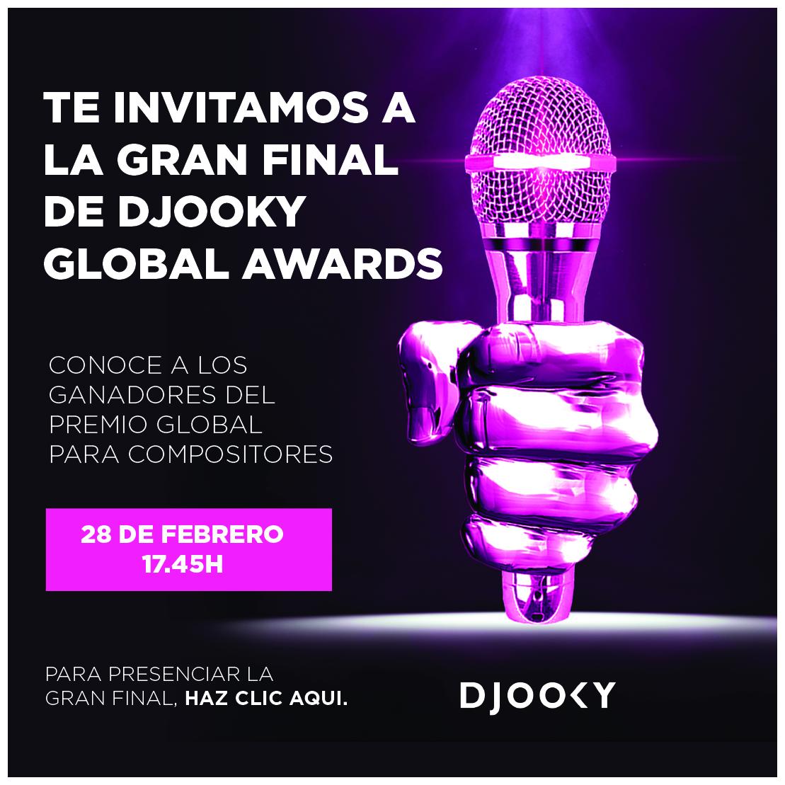 GRAN FINAL DE LOS DJOOKY MUSIC AWARDS