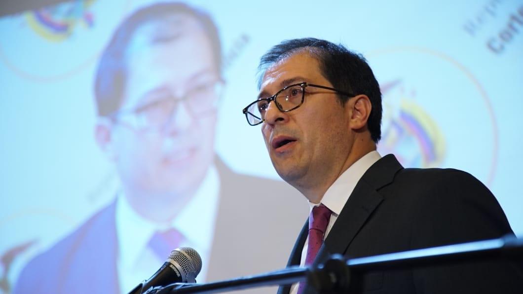 Fiscal General de la Nación, lanza estrategia 'Argenta'