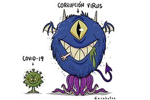 Covid-19: El virus que desató la corrupción