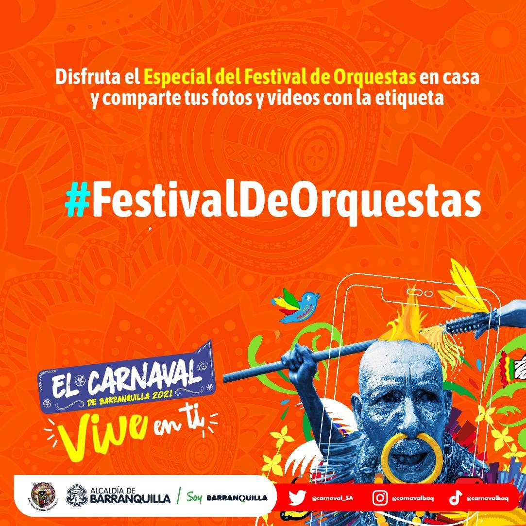 Especial del Festival de Orquestas un recorrido por su historia musical – @Carnaval_SA