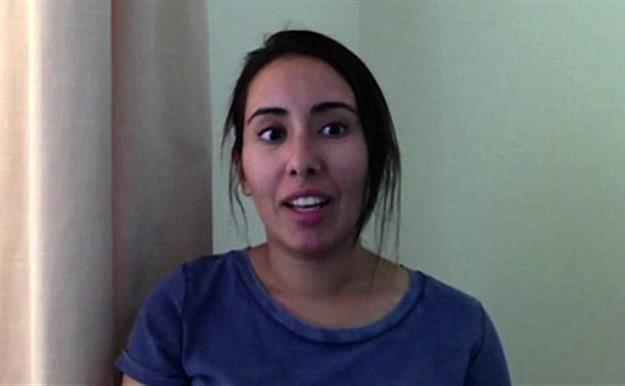 La Princesa Latifa, hija del emir de Dubái denuncia que su familia la tiene secuestrada
