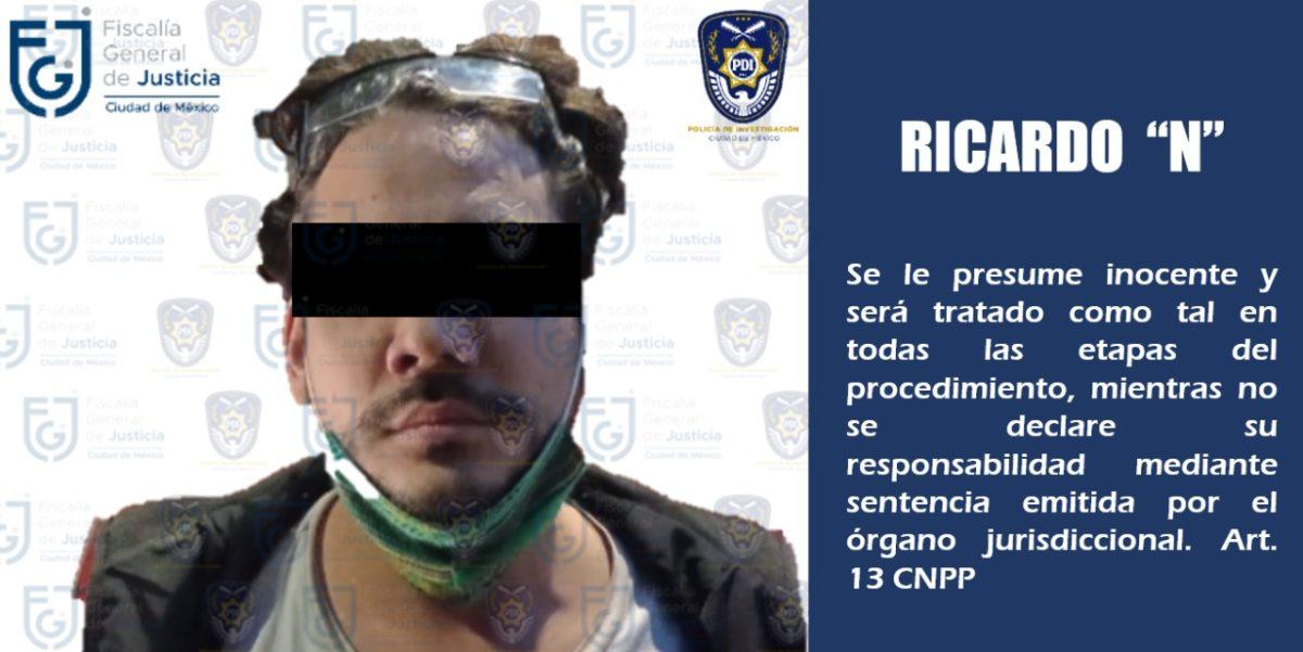 Detienen al youtuber mexicano Rix, acusado por abuso sexual