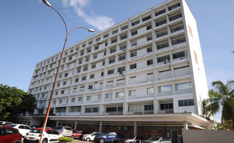 Por presentar condiciones inhumanas en el Hospital de Girardot, Gobernador de Cundinamarca  anuncio el cierre de los pisos 7, 8 y 9