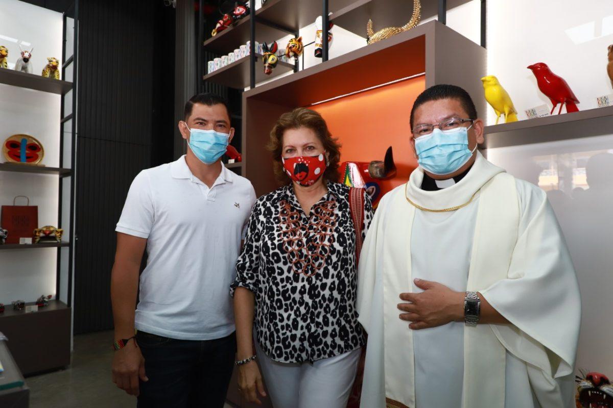 Museo del Carnaval de Barranquilla inauguró su Tienda y celebró Día del Artesano – @Carnaval_SA