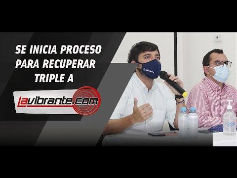@alcaldiabquilla inicia proceso para recuperar Triple A sin comprometer recursos de los barranquilleros