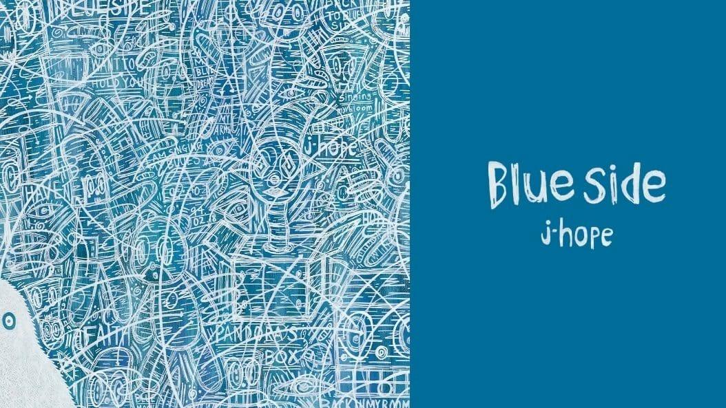 J-Hope estrena la versión extendida de la canción Blu Side
