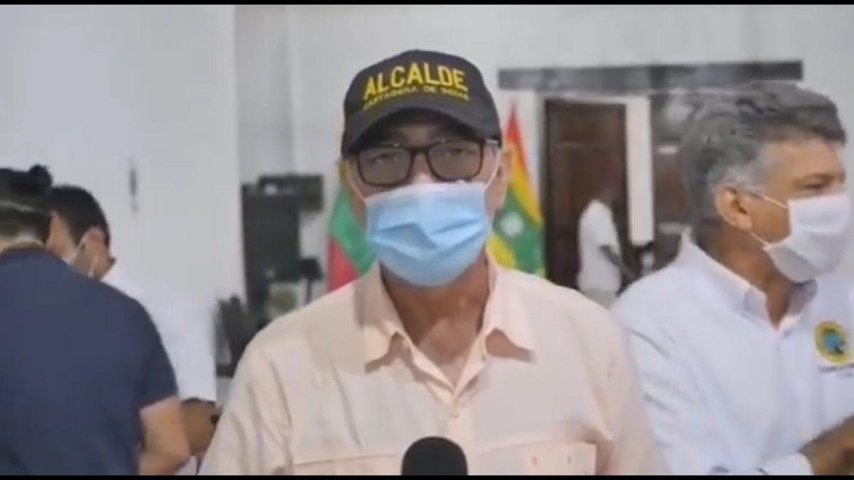 Alcalde Willian Dau reconoce que los índices de inseguridad aumentaron
