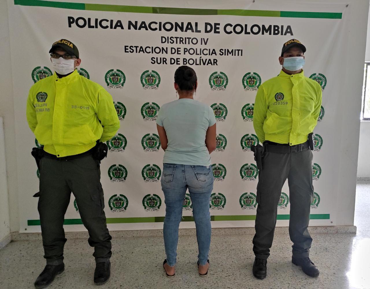 A la cárcel una mujer investigada por explotación sexual y otros delitos en Barrancabermeja