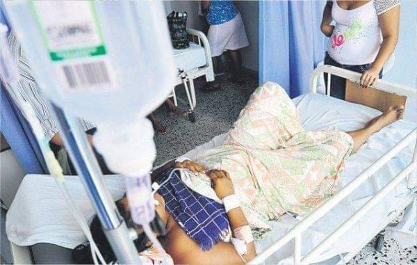 En Soledad una adolecente fue apuñalada más de 70 veces