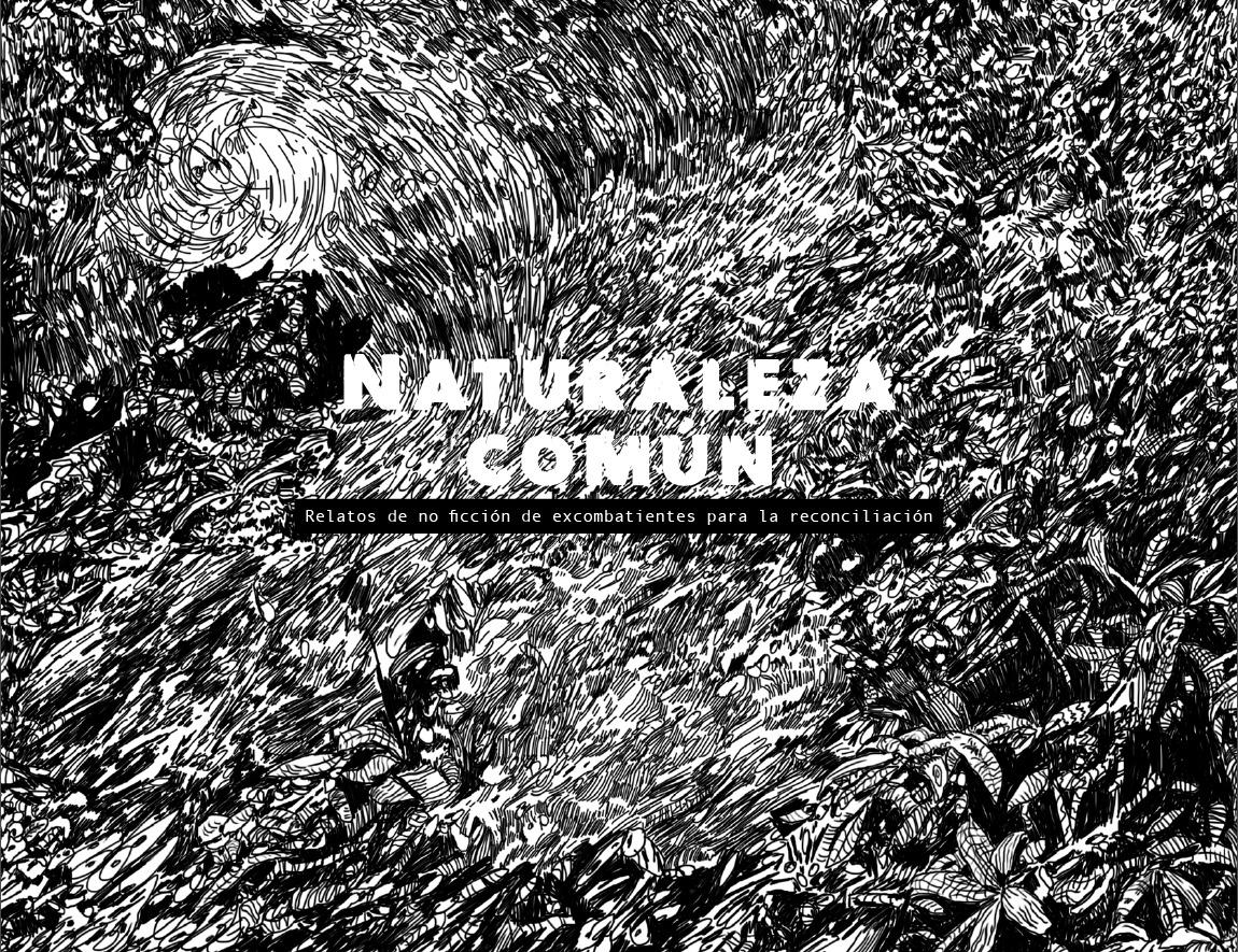Lanzamiento del libro: Naturaleza Común