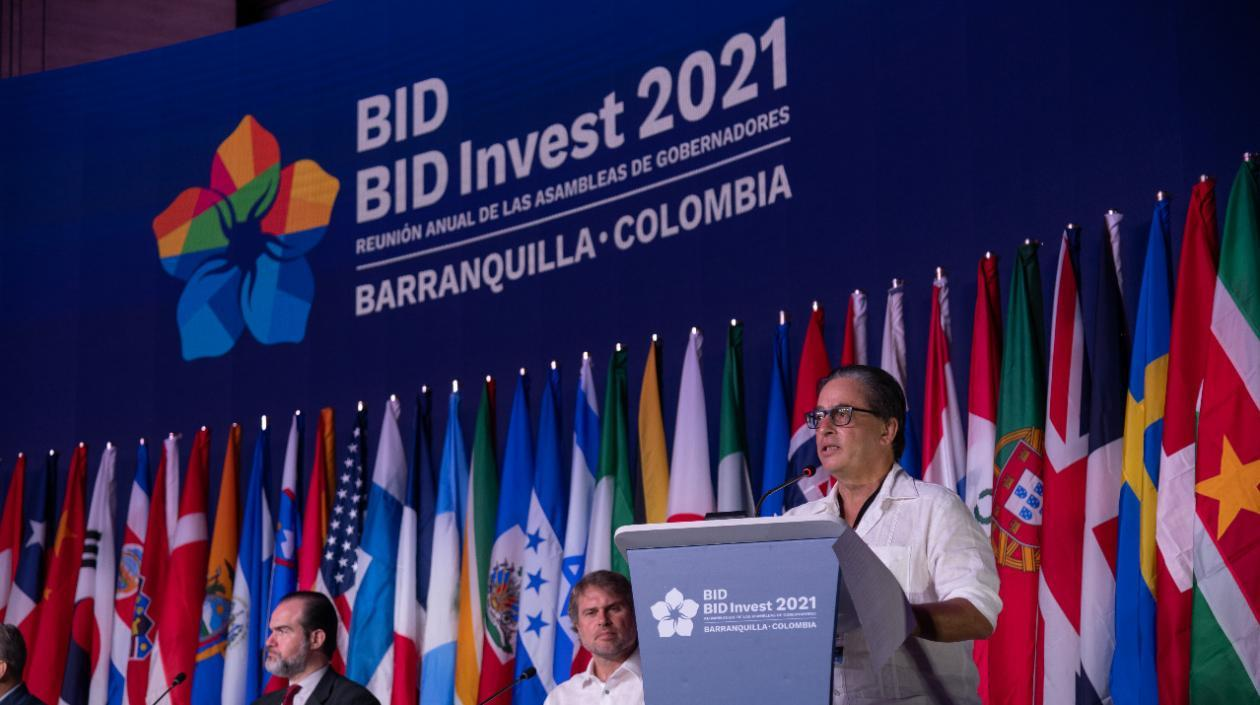 Alberto Carrasquilla, nuevo presidente de la Asamblea del BID 2021