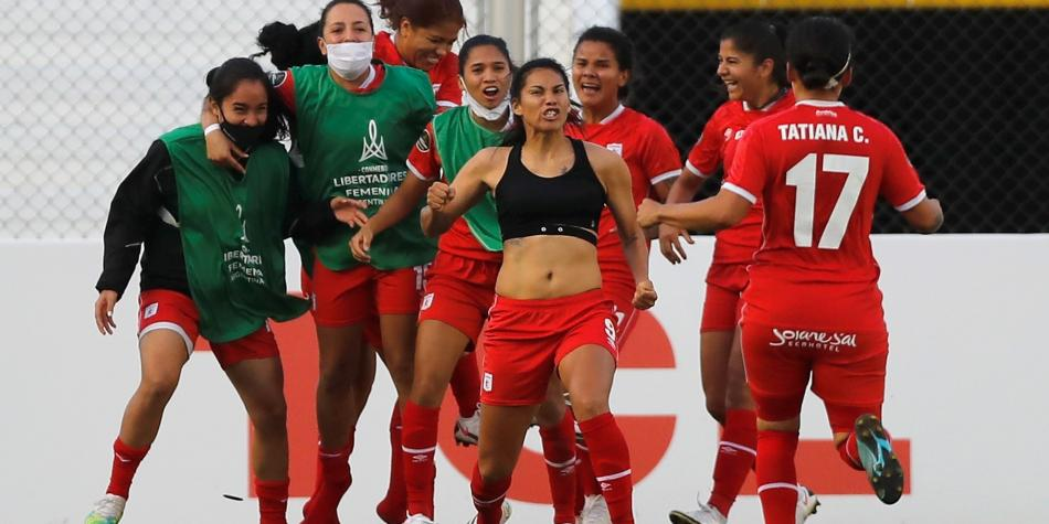 Las chicas del América de Cali clasificaron a la final de la Libertadores femenina tras dejar al favorito Corinthians