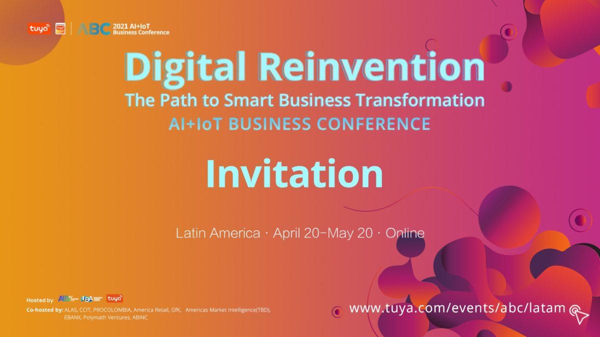 Tuya Smart organiza la primera conferencia empresarial AI+IoT para América Latina