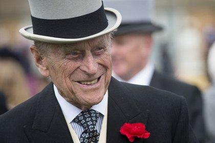 Murió el príncipe Felipe de Edimburgo