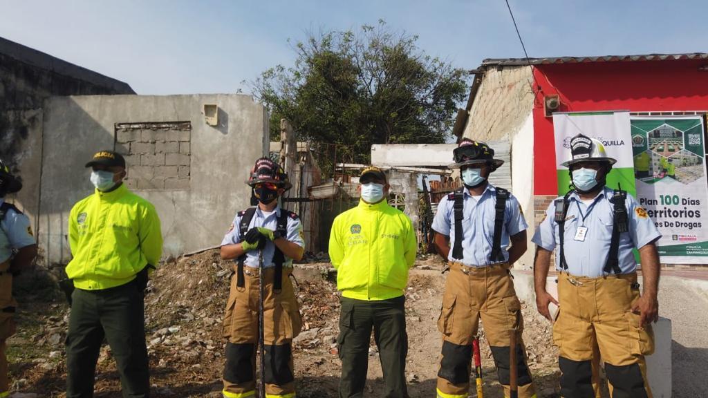 Demoliciones que devuelven la tranquilidad a los barrios de Barranquilla – @alcaldiabquilla