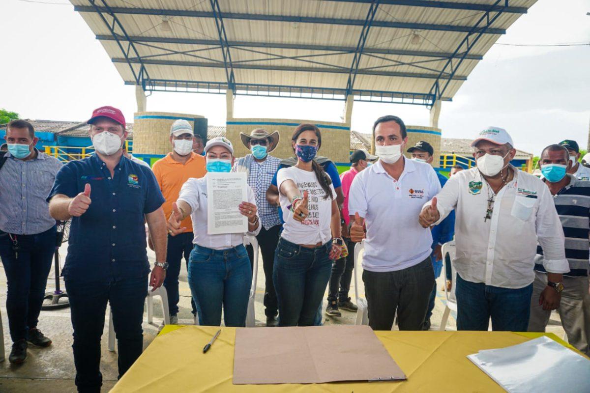 $15.000 millones, inversión clave de Invías y Gobernación de Sucre para mejorar corredor vial El Cauchal-Sucre