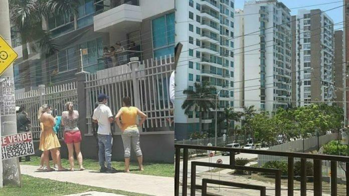 Una menor de edad murió tras caer del piso 15 de un edificio en Barranquilla